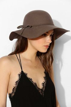 Christy's Hats Sarah Floppy Hat #urbanoutfitters