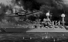 Japanese Attack Pearl Harbor 1941
