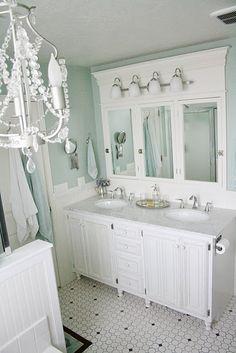 Caroline's bathroom