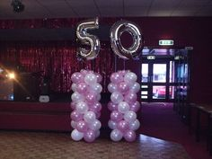 50th Birthday party on Pinterest