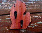 Wood Key Hook