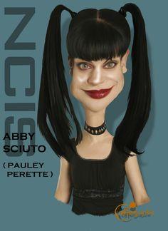 Pauley Perette of NCIS