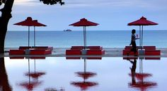 S'more Samui... Thailand. Love the red.