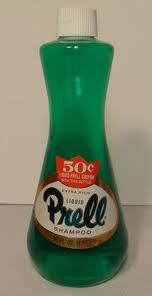 Prell Shampoo with pearl