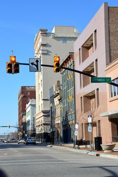 Downtown Lafayette, Indiana