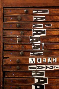 Vintage wood dresser...