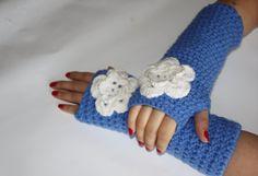 http://www.etsy.com/listing/90109093/blue-fingerless-gloves-with-cream-flower?ref=tre-2071152997-1    http://www.etsy.com/treasury/MTY3MDIwMjR8MjA3MTE1Mjk5Nw/ocean?index=2152