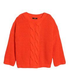 Rib-Knit Sweater - Matchbook Magazine