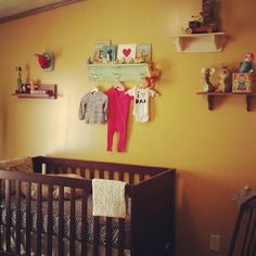 Vintage inspired antique toy neutral baby room. Baby nursery decor.  http://aintthattheberriesgals.blogspot.com/2013/04/henrys-room.html