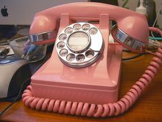 real Western Electric Bakelite phone
