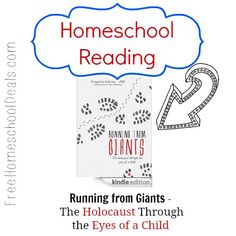 Homeschool Reading: Running from Giants - The Holocaust Through the Eyes of a Child
