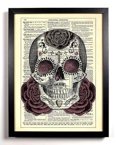 love sugar skulls