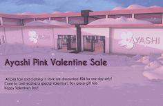 Ayashi Pink Valentine Sale | Flickr - Photo Sharing! valentin sale, funni valentin, pink valentin, ayashi pink