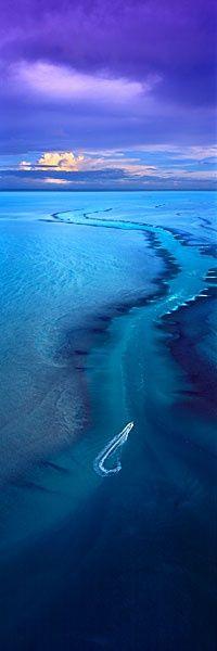 Ocean River, Montgomery Reef