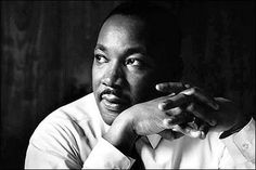 Martin Luther King - He had a dream
