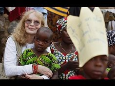 Video Report: UNICEF Goodwill Ambassador Mia Farrow visits transit centres where children associated with armed conflict are getting a new start.  To read the full story, please visit: http://uni.cf/GVdkP1