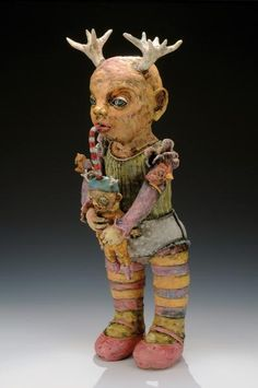 The figures of Janis Mars Wunderlich  :)