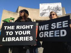The Right to Your Libraries: @saveNYPL