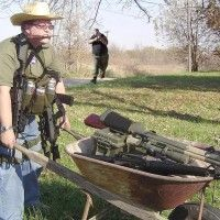Too Much Ammo and other Bug out Bag mistakes :))
