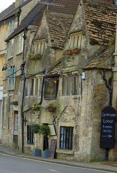 Tea Room, Bradford on Avon, England  <3