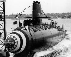 USS Scorpion (SSN-589) was a Skipjack-class nuclear submarine of the United States Navy, and the sixth vessel of the U.S. Navy to carry that name. Scorpion was declared lost on 5 June 1968 with 99 crewmen dying in the incident. Sinking most likely due to an internal explosion) on 22 May 1968 460 miles southwest of the Azores in the Atlantic Ocean.