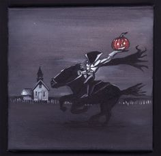 Sleeyp Hollow. #6 in the Halloween Series