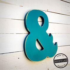 love ampersands