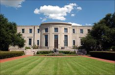 Armstrong Browning Library, Baylor University, Waco, Texas.