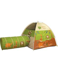 This durable, waterproof tent allows your child to take a trip to an African safari without stepping foot outside of your backyard! Click above to buy one for your pint-sized adventurer.