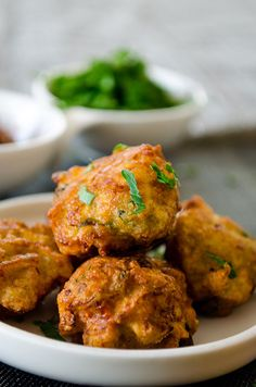Fried Zucchini Balls. Great way to make your family love zucchini! These balls make perfect breakfast, mezze or side dish. A wonderful vegetarian alternative to meatballs! | giverecipe.com | #zucchini #vegetarian #breakfast #savory