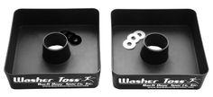 Amazon.com: Back Door Sports WG150 Washer Toss Game: Sports & Outdoors wg150 washer, back doors, sport wg150, toss game, flats, washer toss, game boards, door sport, backyards