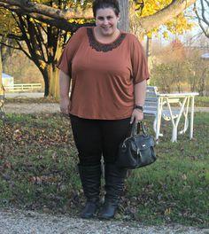 Sabrina wearing Avenue