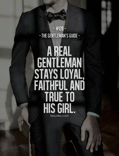 Gentleman's Guide.