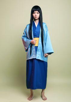 Gintama Katsura Kotarou Cosplay Costume #cosplay