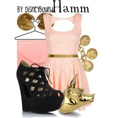 """Hamm"" by lalakay on Polyvore"