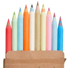 Eco Colored Pencils from Eco-kids