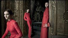 Valentino Autumn / Winter 2013  luxworldwide.com/magazine/fashion/valentino-master-of-couture/