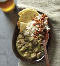 365 Days of Slow Cooking: Recipe for Slow Cooker Chile Verde