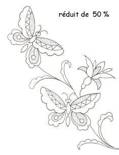 butterfly richelieu