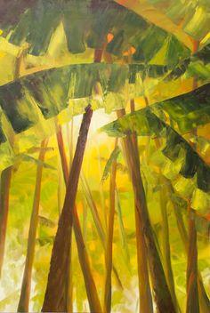 La luz que adoro  by Maria Claudia Lopez  Original: $2,600.00