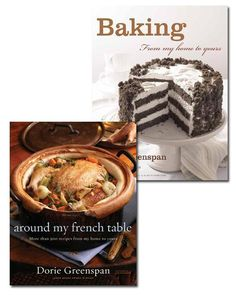 Houghton Mifflin Harcourt Book Collection giveaway (5 cookbooks) - ends 12/14