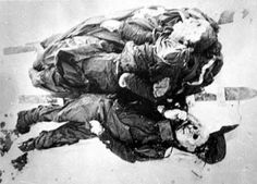 Dyatlov Pass, what really happened to those 9 hikers???
