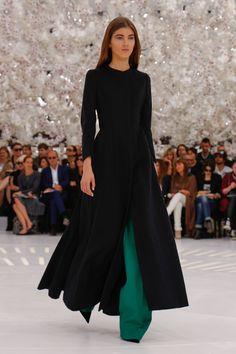Christian Dior Couture Fall Winter 2014 Paris - NOWFASHION