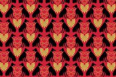 Pattern Three - Sara Saedi + Illustration