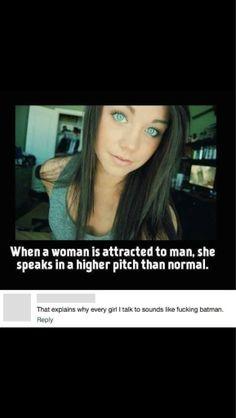 Amazing That's harsh