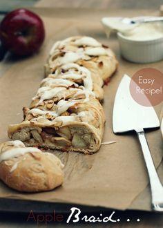 LOVE apple desserts...