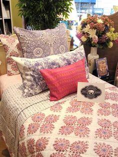 textiles by John Robshaw
