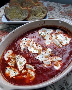 Goat Cheese Marinara