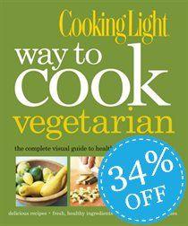 Cooking Light Way to Cook Vegetarian $22