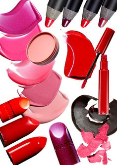 Get the Look: Bright Lips